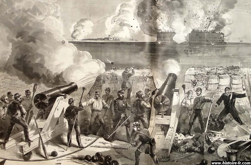 Guerre De Sécession Photos la guerre de sécession, gentils abolitionnistes contre méchants
