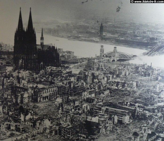 Dissertation le bilan de la 2nde guerre mondiale