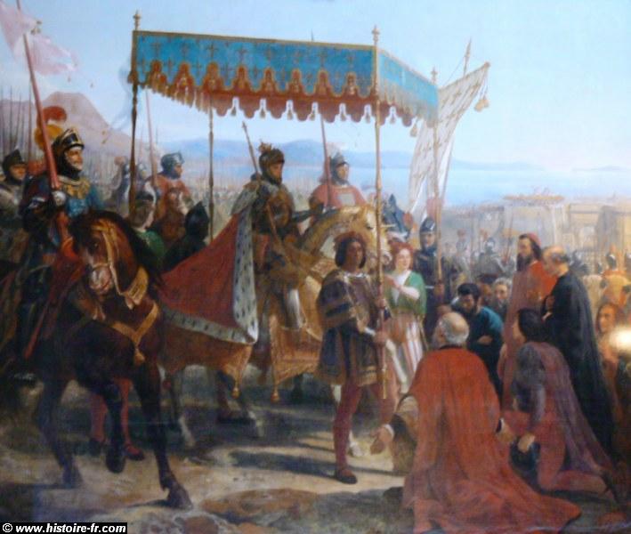 prix raisonnable magasiner pour les plus récents grande remise Charles VIII à la conquête du royaume de Naples