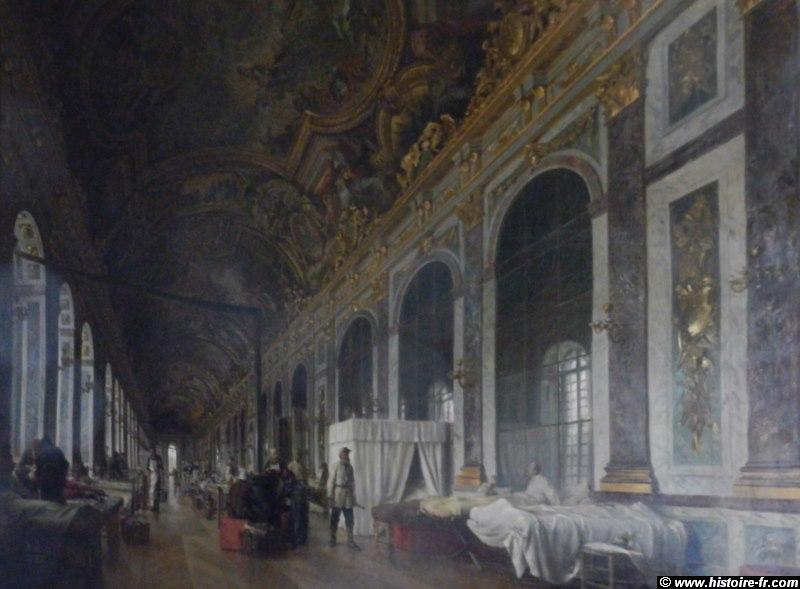 La guerre franco prussienne sous la troisi me r publique septembre 1870 janvier 1871 - Hopital porte de versailles ...