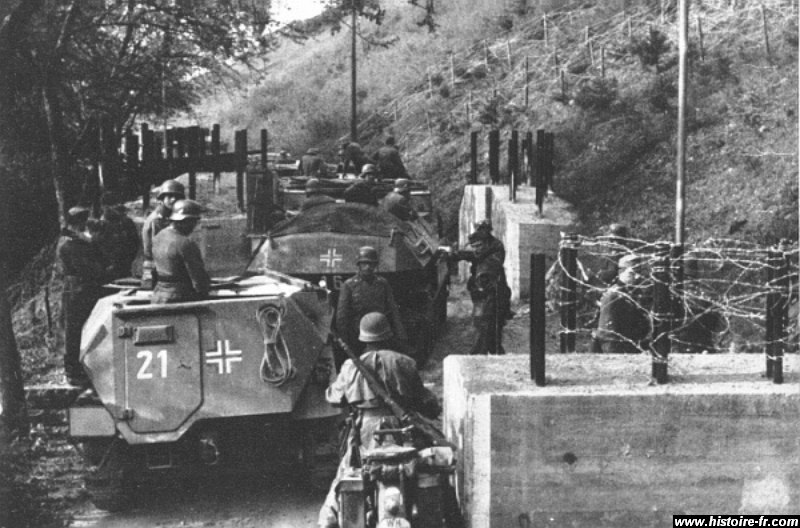 Why Did The Allies Believed The Germans Can T Get Tanks