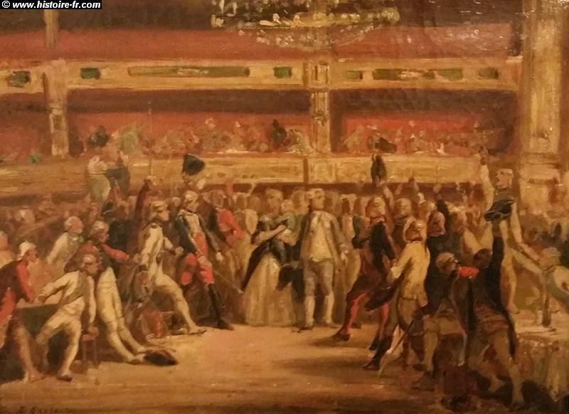 Les journées du 5 et 6 octobre 1789