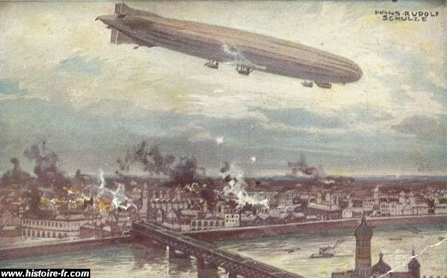 Age of zeppelins - 4 1